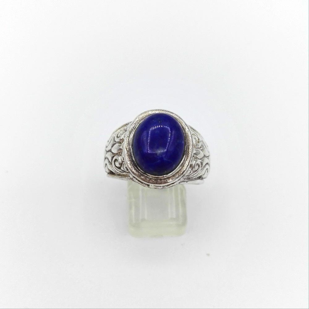 bague en lapis lazuli crystal et lumiere. Black Bedroom Furniture Sets. Home Design Ideas